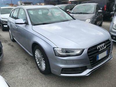 usata Audi A4 2.0 TDI 150 CV Sline