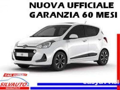 used Hyundai i10 1.0 mpi 67 cv advanced - nuova ufficiale benzina
