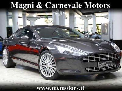 usata Aston Martin Rapide TOUCHTRONIC|CAMERA|SEDILI CLIMATIZZATI|VIDEO POST. rif. 13509149
