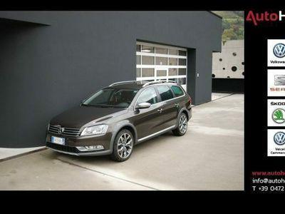 usata VW Passat Alltrack Alltrack 2.0 TDI 4MOTION Xenon Navi ACC DAB rif. 12302532