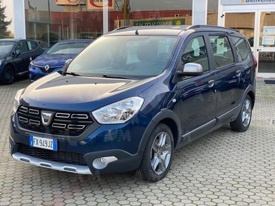 usata Dacia Lodgy Stepway 1.5 blue dci s&s 115cv 7posti my19 Diesel