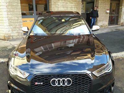 usata Audi RS6 560cv