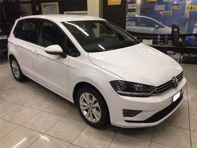 usata VW Golf Sportsvan Sportsvan 1.6 TDI 110 CV DSG Business