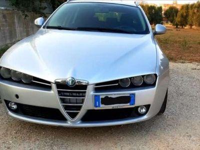 usata Alfa Romeo 159 1.9 JTDm 16V Sportwagon Distinctive Q-Tr
