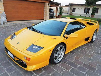 usata Lamborghini Diablo VT 5.7 V12 allestimento SV