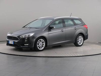 usata Ford Focus SW 1.5 Tdci 120 Cv S&S Powershift Business