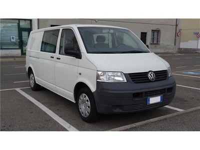 brugt VW Transporter 1.9 TDI/105CV del 2004 6 POSTI TAGLIANDATO
