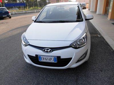 used Hyundai i20 1.2 5p.