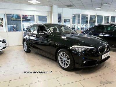 usata BMW 118 D Advantage 2.0 aut (150 cv) ac classic
