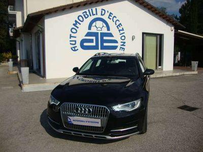 usata Audi A6 Allroad 3.0 TDI 204 CV S tronic Advan