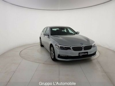 usata BMW 520 d Business auto