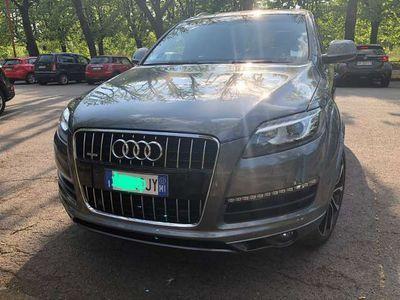 usata Audi Q7 3.0 V6 TDI 245 CV clean diesel quattr