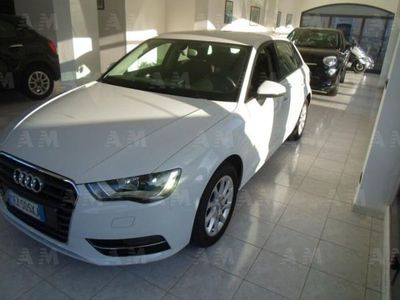 usata Audi A3 Sportback 2.0 TDI 150 CV clean diesel quattro Attraction
