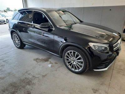 usata Mercedes GLC250 Classe GLC (X253)d 4Matic Premium Station Wagon/SUV [USATO]