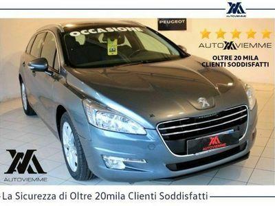 usata Peugeot 508 2.0 HDi 140 CV SW CIEL SOLO 86000KM