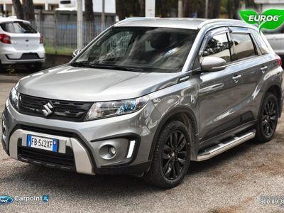 begagnad Suzuki Vitara 1.6 ddis V-Top s&s 4wd allgrip dct