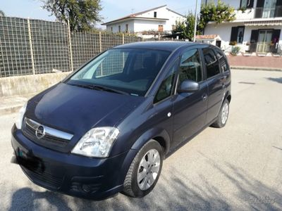 usado Opel Meriva 2007 possibilità di gpl leggi