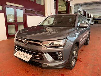 usata Ssangyong Korando 1.6 Diesel 2WD aut. Icon