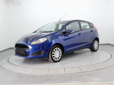 used Ford Fiesta 1.25 Trend Cool & Sound & Winter_paket