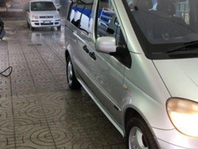 usado Mercedes Vaneo 1.7 Diesel