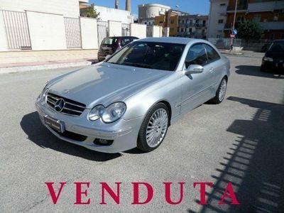 usata Mercedes CLK220 CLK 220 CDI cat AvantgardeCDI cat Avantgarde