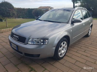 usata Audi A4 1.9TDI 130cv Avant anno 2004