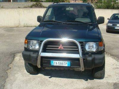 usata Mitsubishi Pajero 2.5 tdi metal-top s. select gl diesel