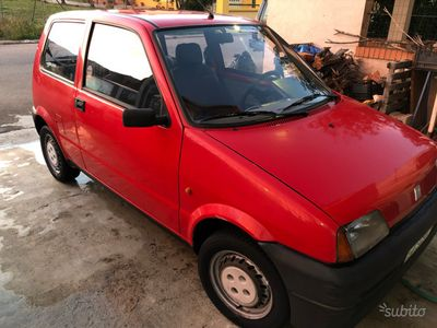 käytetty Fiat Cinquecento 900i cat 1998