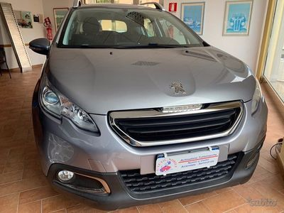 used Peugeot 2008 1.6 e-hdi Allure full - 2015