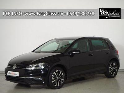 usata VW Golf 2.0 TDI 5p. DSG IQ.DRIVE NAVI APP CONNECT GARANZIA