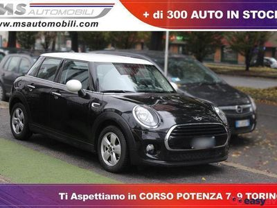 used Mini Cooper 1.55 porte Unicoproprietario