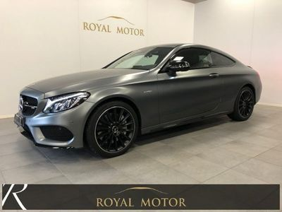 usata Mercedes C43 AMG C 43 AMG4Matic AMG Coupé 4Matic KM. 18.000 !!!