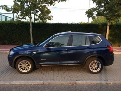 usado BMW X3 X3 xDrive20d FuturaxDrive20d Futura