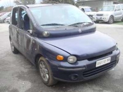 usata Fiat Multipla Monovolume Diesel