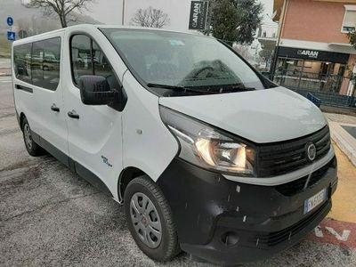 usata Fiat Talento Talento Furgone1.6 TwinTurbo MJT 125CV PL-TN Combi 12q del 2017 usata a Cesena