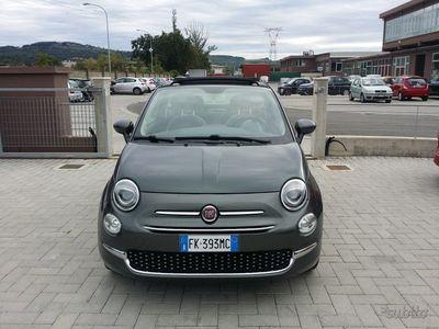 usata Fiat 500C 1.2 Lounge Cambio Auto *OK NEOPATENTATI