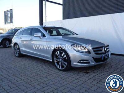 usata Mercedes CLS350 Shooting Brake CLS Shooting Brake - X218 2011cdi BE 4mati