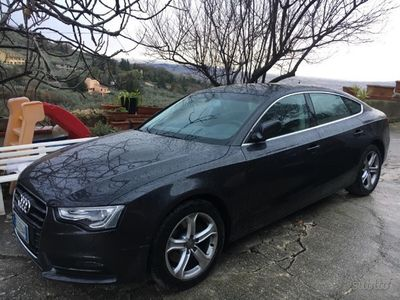 usata Audi A5 Sportback 2.0 tdi full uniprop. - 2015