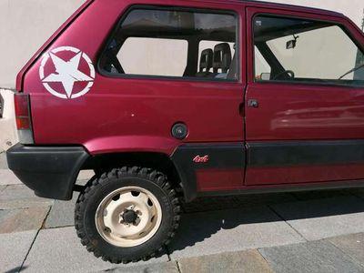 usata Fiat Panda 4x4 1000 i.e. cat Trekking
