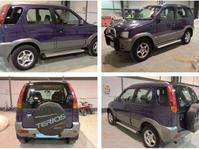 usata Daihatsu Terios 1.3i SX 4WD 5 PORTE