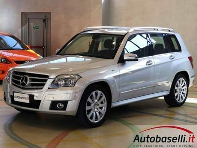 usata Mercedes GLK200 CDI SPORT AUTOMATICA 143CV