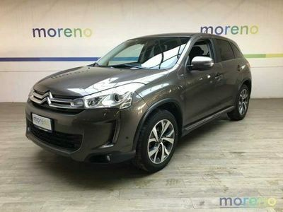 usata Citroën C4 Aircross 1.6 HDI Exclusive s&s 4WD