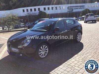 gebraucht Alfa Romeo Giulietta GIULIETTA1.6 jtdm Business 120cv