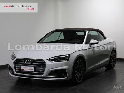 gebraucht Audi A5 Cabriolet 40 2.0 tdi Sport 190cv s-tronic