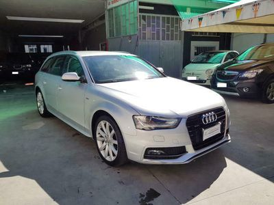 usata Audi A4 Avant 2.0 TDI 177CV quattro S tronic UNIPROP