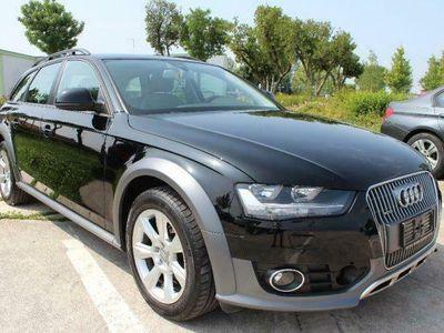 usata Audi A4 Allroad Quattro 2.0TDI 190cv S.tr. tetto pan.el. Noleggio