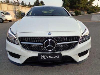 usata Mercedes CLS250 BlueTEC 4Matic Premium