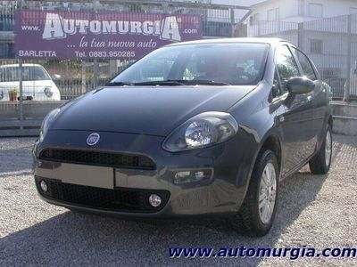 usata Fiat Punto 1.4 8V 5 porte Natural Power Easy