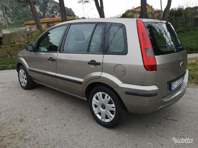 brugt Ford Fusion anno 2003 1.4 diesel 5 porte