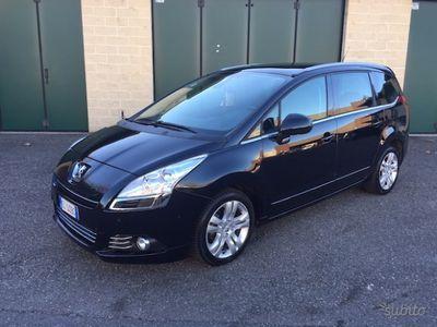 gebraucht Peugeot 5008 1.6 hdi 110cv / automatica euro5 full